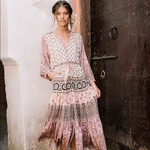 Spell and The Gypsy Lionheart gown